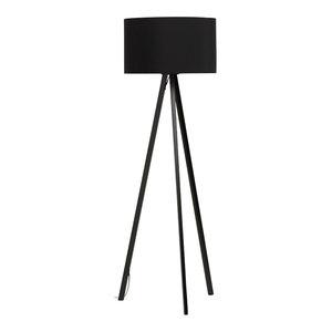 Brooklyn Scandinavian Floor Lamp, Black