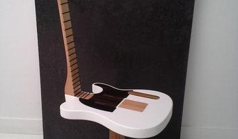 Come nasce una Guitarchair