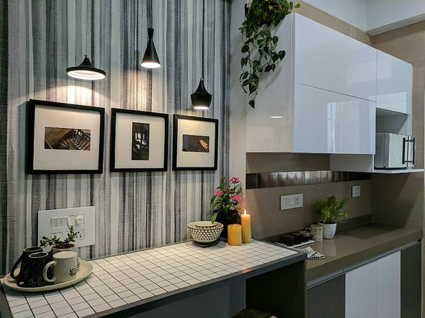 Scandinavian Kitchen by Ariyona Interior