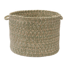 "Tremont, Palm Utility Basket, 18""X12"""