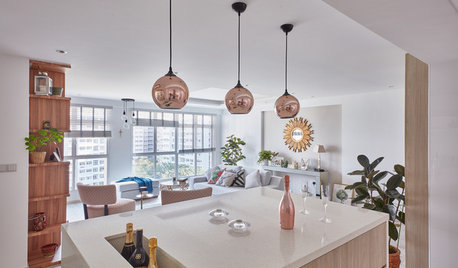 Houzz Tour: This Flat Has All Trappings of a 5-Star Hotel