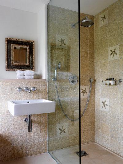 Coastal Bathroom by Marion Lichtig Ltd