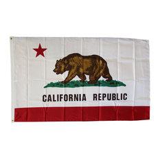 California, 3'x5' Polyester Flag