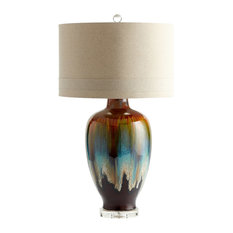 CYAN DESIGN - Cyan Design 05574 Hayes 1 Light Table Lamp - Table Lamps
