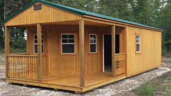 Deluxe Portable Cabin