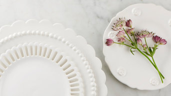 Our tableware and serveware