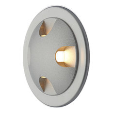 Como Four Beam LED Accent - 2900K - Matte Chrome