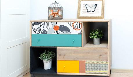 14 façons de relooker un meuble avec de la peinture