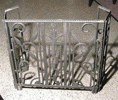 Need help restoring original art deco fireplace