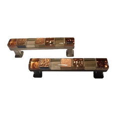 Copper Creek Plus Drawer Pull, Oil Rubbed Bronze