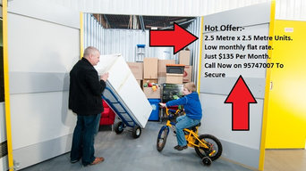 Self Storage Units Hot Offers