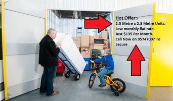 Self Storage Units Hot Offers