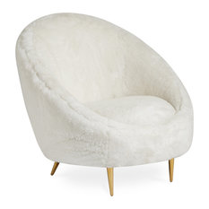 Ether Chair, Shearling