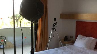 Certificazione requisiti acustici passivi stanze Hotel Hilton Sorrento