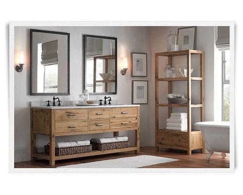 muebles ba o madera natural