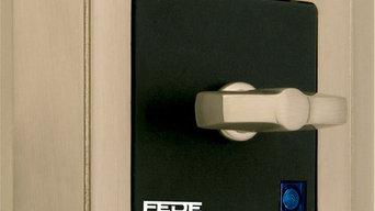 FEDE - Colección BARCELONA - Interruptor rotativo