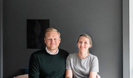 Houzz Tour: Anders og Christinas nordiske drømmehjem i London