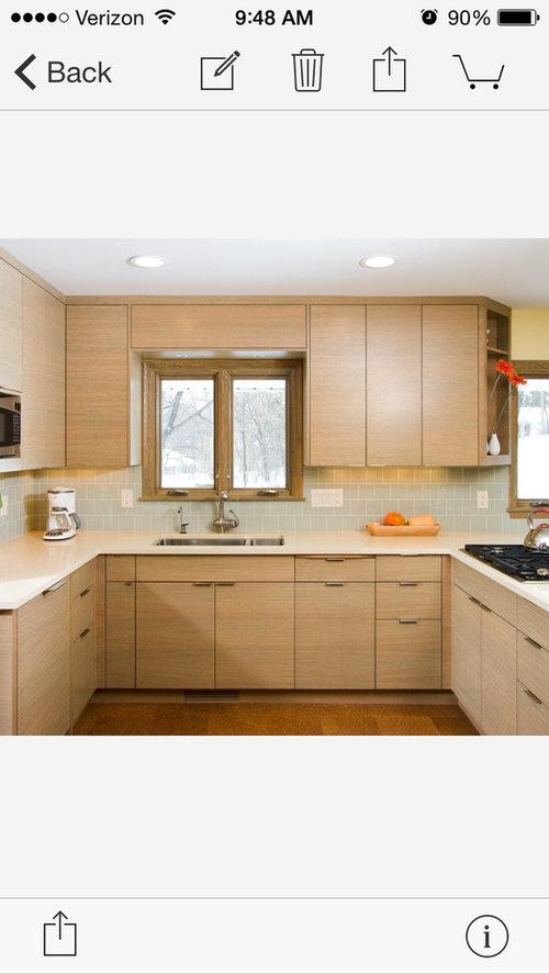 Need Help With Kitchen Handle Sizes