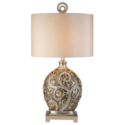 Traditional Table Lamps by BisonOffice