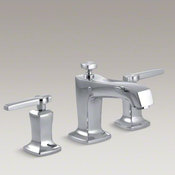 KHR K-16232-4-CP Margaux Widespread Bathroom Sink Faucet with Lever Handles
