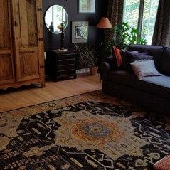 Luxurious Rug   Beautiful Finish With Modern.