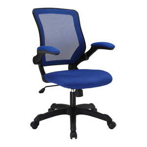 Modern Office Chair with Mesh Back