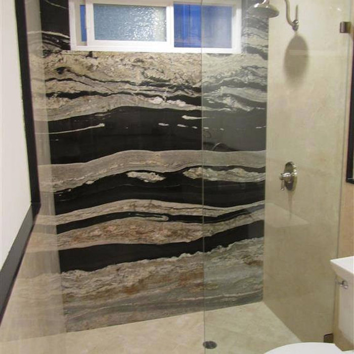 Marble & Granite Slab Shower & Counter
