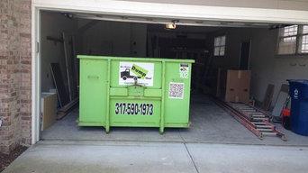 10-Yard Dumpster