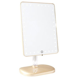 Contemporary Makeup Mirrors by Impressions Vanity Company