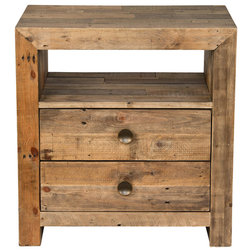 Rustic Nightstands And Bedside Tables by Kosas