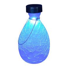 Tear Solar Lantern, Blue Lapis