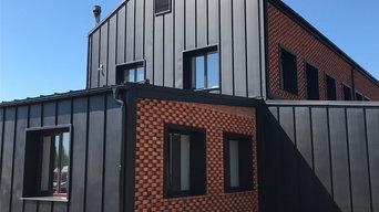 Новая Голландия в архитектуре.