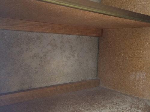 Inside Of Kitchen Cabinets No Backs
