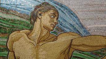 Мозаика для сауны, бани, хаммама или бассейна