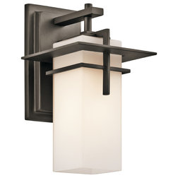 Craftsman Outdoor Wall Lights And Sconces by Kichler
