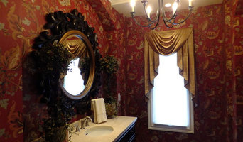Powder Room- Window Treatments