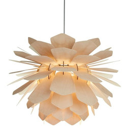 Scandinavian Pendant Lighting by Woolights