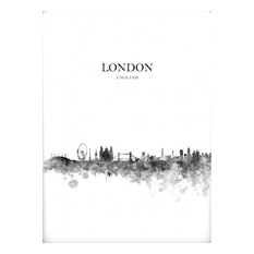 London Cityscape Print, 50x70 cm