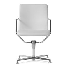office chair without wheels. Sitia - Tempo Low-Back Office Chair, Without Wheels Chairs Chair