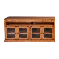 Forest Designs Furniture Traditional Oak Tv Cart Cherry Entertainment Centers And