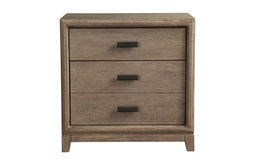 Nightstand in Antique Finish