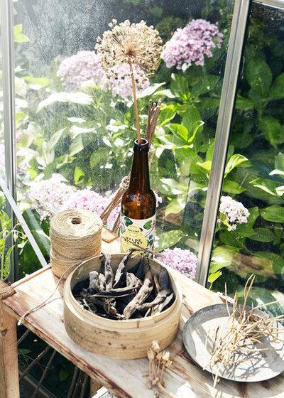 Suivez le Guide : Un jardin scandinave bio à l'âme sauvage