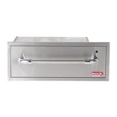 """Built-In Electric Stainless Steel Warming Drawer, 30"""" x 11.625"""""""