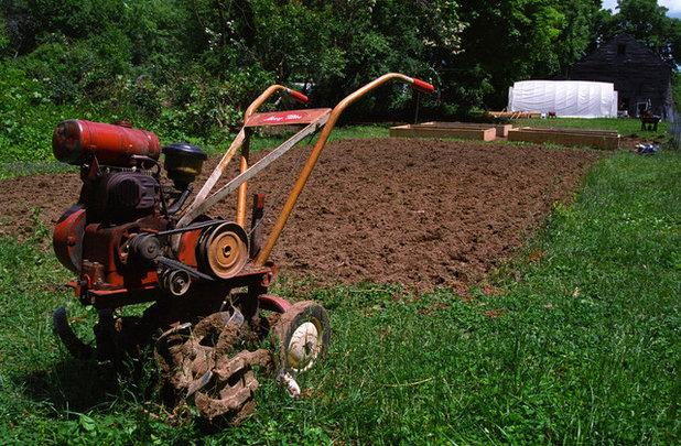 Traditional  garden care