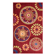 """Loloi Rugs Isabelle Collection ISBEHIS08REML2239 Contemporary Rug, 2'2""""x3'9"""""""