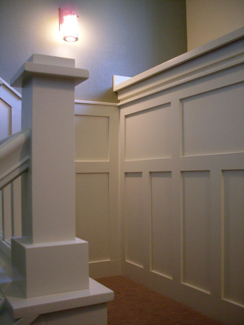 Flat Panel Wainscoting Ideas Pictures Remodel And Decor