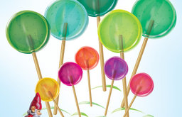 Lollipop Patch Wall Decals