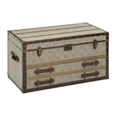 Fifty Five South   Winston Storage Trunk   Decorative Trunks