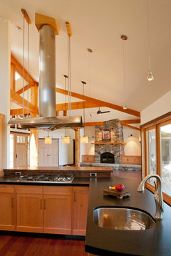 How Do You Hang Light From Vaulted Ceiling