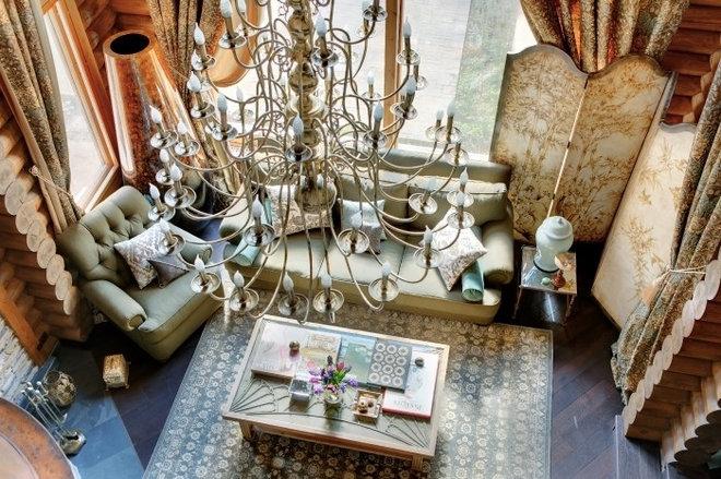 Гостиная by Olga Ashby Interiors